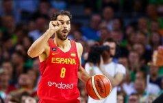 J. M. Calderonas baigė karjerą Ispanijos rinktinėje