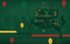 """DELFI kviečia kartu ruoštis šalies jubiliejui ir pristato projektą """"100 nepriklausomai Lietuvai"""""""