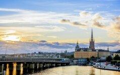 Stokholmo rajone, kur gyvena daug migrantų, kilo riaušės