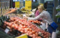 Keturiems prekybos tinklams – baudos už pirkėjų klaidinimą