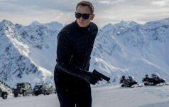 Kitas Džeimsas Bondas gali būti moteris