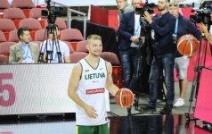 D. Sabonis į Lietuvą sugrįš jau šią savaitę
