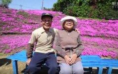 Ši meilės istorija pritraukia tūkstančius turistų
