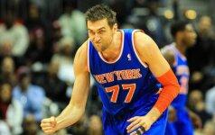 Sudrebinta Eurolyga: A. Bargnani grįžta iš NBA ir karjerą tęs Vitorijoje