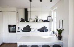Butas Taline: kaip senas ir netvarkingas būstas pavirto į stilingus namus