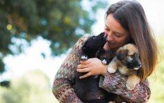 Gyvūnų prieglaudos darbuotoja – apie tai, kas sunkiausia darbe