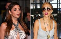 Nicole Scherzinger akibrokštas buvusiam mylimajam L. Hamiltonui: pamatyk, ką praradai FOTO