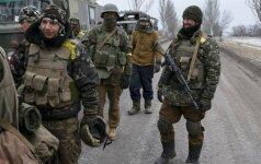"""""""The Daily Beast"""": Ukrainos Rytuose liejasi kraujas, bet niekas apie tai nekalba"""