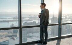 Tyrimas: smulkus ir vidutinis verslas dėl išorės rizikų atsisako plėtros