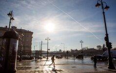 Orai: paskutinė žiemos diena bus ypatinga