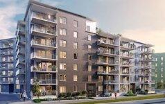 Lietuviai Švedijoje statys daugiabučius