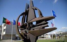 JAV politikas: D. Trumpas svarstys galimybę reformuoti NATO
