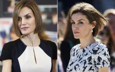 Ispanijos karalienė Letizia: ties pavojinga lieknumo riba FOTO