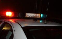 Policija, švyturėliai, patruliai