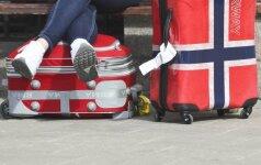 Emigrantai Lietuvoje vasarą ne tik atostogauja, bet ir užsidirba