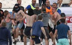 Rusijos futbolo chuliganai