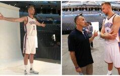 """""""Thunder"""" treneris patenkintas stebi D. Sabonio darbą: aš juo neabejoju"""