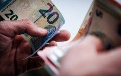 Prasideda kovos su šešėline ekonomika akcija