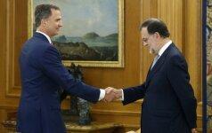 Felipe VI, Mariano Rajoy