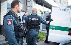 Lietuvos policininkai dėvės estiško pavyzdžio uniformas