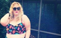 Iš savo valgiaraščio ji IŠBRAUKĖ TIK VIENĄ DALYKĄ ir atsikratė 50 kilogramų