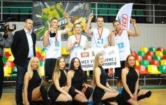 """Pasaulio trijulių krepšinio čempionate Lietuvai atstovaus """"Štangistai"""""""