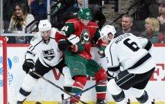 NHL: Wild – Kings