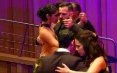 Argentiną vėl užvaldė tango: ar galiu pakviesti jus šokiui?
