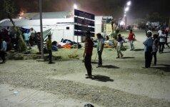 ES: Graikija nuo kovo dalį prieglobsčio prašytojų turėtų priimti atgal