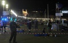 Prancūzijos ministras kaltinamas dėl Nicos išpuolio