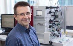 Lietuvos profesorius tapo elitinės pasaulio mokslininkų organizacijos nariu