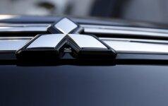 """""""Mitsubishi"""" kompensuos tiekėjų nuostolius dėl kuro skandalo"""