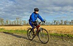 Lietuviai vis dažniau renkasi dviratį ir pramogaudami, ir į darbą