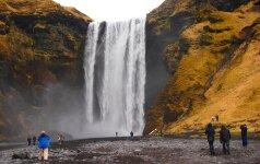 Įspūdingiausi pasaulio kriokliai (FOTO)