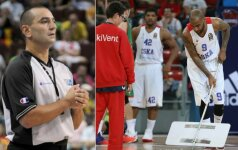 Du CSKA rungtynėse teisėjavę arbitrai – suspenduoti