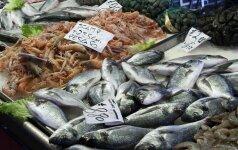 Nauja ryklių rūšis rasta žuvų turguje