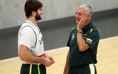 L. Kleiza ketina atsisveikinti su Lietuvos krepšinio rinktine?