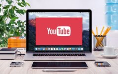 """Ar pastebėjote, koks """"Youtube"""" mygtukas visiškai pasikeitė?"""
