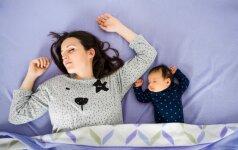 Kaip iš tiesų jaučiasi moteris po gimdymo
