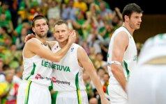 Krepšinio maratonas tęsis kitąmet: Lietuva gali surengti net keturis tarptautinius čempionatus
