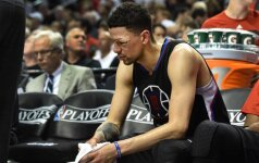 "Košmariškas ""Clippers"" sezonas baigėsi"
