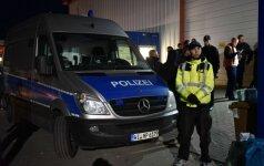 Prie pabėgėlių priėmimo centro Vokietijoje nugriaudėjo sprogimas
