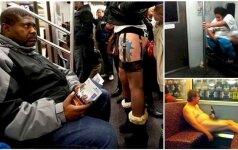 Vaizdeliai iš metro