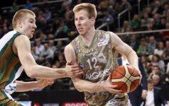 Tarp australų kandidatų – gausus NBA desantas ir žalgirietis B. Motumas