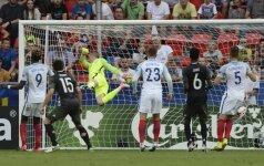 Futbolas: Vokietija U21 – Anglija U21