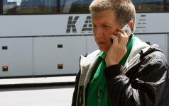 """V.Masalskis: """"Žalgiris"""" domisi visais šiuo metu pajėgiausiais Lietuvos krepšininkais"""