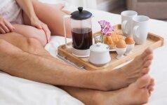 Sostinės gyventojai kviečiami pusryčiauti drauge