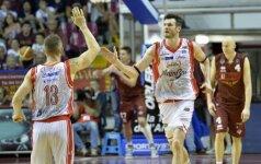 R. Kaukėnas ir D. Lavrinovičius – Italijos lygos finale, o J. Mačiulis kovos dėl Ispanijos ACB aukso