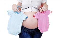 Būsimieji tėvai vaiko lytį gali sužinoti septintą nėštumo savaitę
