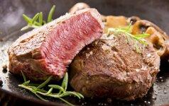 Štai kaip reikia gaminti bet kokią mėsą: slaptas ingredientas dieviškam patiekalui
